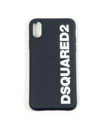 DSQUARED2/ITM0038 55000001 M063 iPhoneX/XS専用ケース スマホ スマートフォン カバー NERO+BIANCO メンズ/502597155