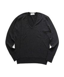 JOHN SMEDLEY/PEPIN  Vネック ニット メリノウール セーター カラー全3色レディース/502597264