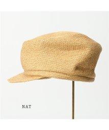 abu/NH 028  キャスケット ストロー ハット ペーパーハット 麦わら帽子 サイズ/ONESIZE カラー2色 レディース/502597428