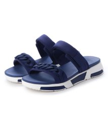FITFLOP/フィットフロップ fitflop HEDA CHAIN SLIDES (Midnight Navy)/502599271