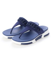 FITFLOP/フィットフロップ fitflop HEDA CHAIN TOE-THONGS (Midnight Navy)/502599275
