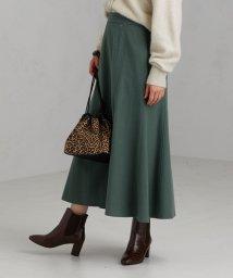 green label relaxing/◆SC フラノ マーメード スカート ※/502602964