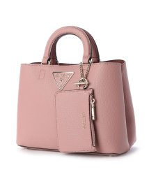 GUESS/ゲス GUESS ARETHA GIRLFRIEND SATCHEL (ROSEWOOD)/502603098