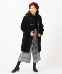 KUMIKYOKU KIDS/【150-170cm】モッサ ダッフルコート/502603957