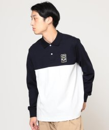 BEAMS MEN/LACOSTE × BEAMS / 別注 ロングスリーブ ポロシャツ/502603972