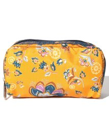 LeSportsac/RECTANGULAR COSMETIC ゴールデン/LS0022762