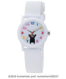 CREPHA PLUS/くまモン柄ウオッチ 腕時計 アナログウオッチ レディース キッズ【KM-AL083】/502597632