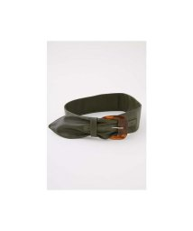RODEO CROWNS WIDE BOWL/アクリルバックルBELT/502604344