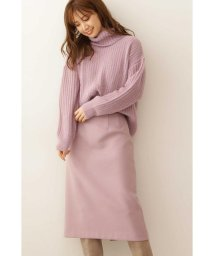 PROPORTION BODY DRESSING/◆バックレースアップタイトスカート/502604414