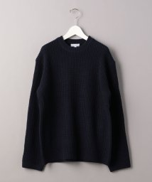 BEAUTY&YOUTH UNITED ARROWS/BY バルキー ワッフル ニット/502604688
