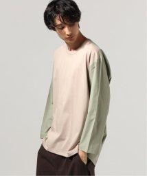 JOURNAL STANDARD/天竺×タイプライタープルオーバーシャツ/502604849