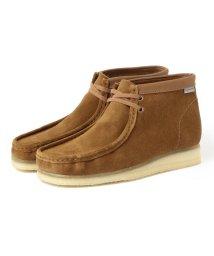 BEAMS MEN/Clarks × CARHARTT / ワラビー ブーツ/502604974