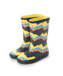 HUNTER/ハンター HUNTER KIDS FIRST STORM STRIPE (NVY)/502609282
