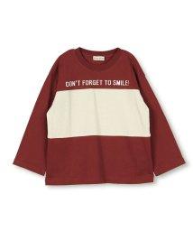 branshes/切り替え長袖Tシャツ/502609470
