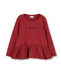 branshes/裾切り替え長袖Tシャツ/502609478