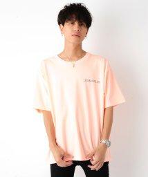 revenil/リフレクタープリントビッグ半袖Tシャツ/502609794