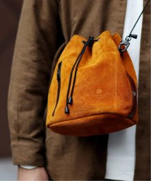 JOURNAL STANDARD relume Men's/【AS2OV×relume / 別注 アッソブ】WATER PROOF SUEDE 巾着バッグ/502609906