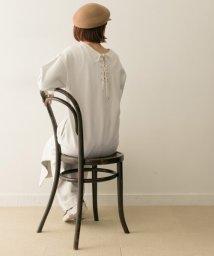 URBAN RESEARCH/R JUBILEE Back Laceup Sweat Dress/502610841