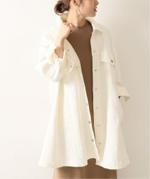 NOBLE/【COEL×YANUK 】デニムジャケット(ホワイト)◆/502611261