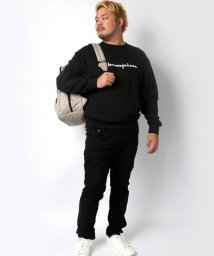 MARUKAWA/【Champion】チャンピオン 大きいサイズ ロゴ 裏毛 トレーナー/502545367