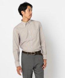 GLOSTER/ドレスボタンダウンシャツ/502592141