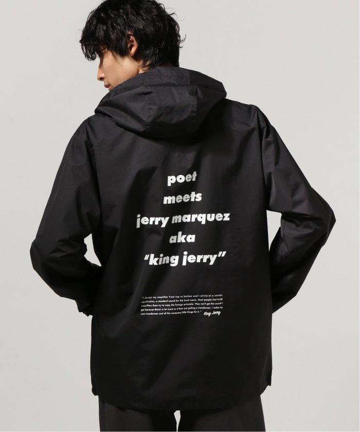 【POET MEETS DUBWISE/ポエトミーツダブワイズ】KING JERRYANORAK