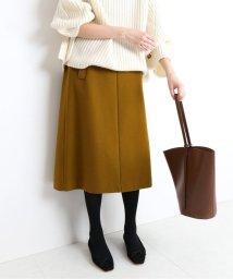 SLOBE IENA/《追加予約》モッサAラインスカート◆/502613467