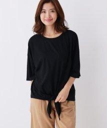 SHOO・LA・RUE/スーピマ裾結びプルオーバー/502613835