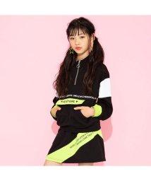 ALGY/ニコ☆プチ8月号掲載   ジップトレーナー&スカパンセット/502379608