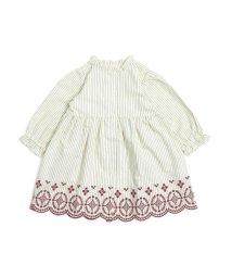Seraph /花刺繍シャツワンピース/502380753