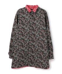 LHP/DankeSchon/ダンケシェーン/ペイズリーレイヤードシャツ/502614454