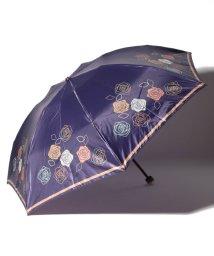 LANVIN Collection(umbrella)/LANVIN COLLECTION(ランバン コレクション)折りたたみ傘 【ローズリボン】/502596967