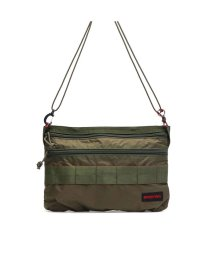BRIEFING/ブリーフィング BRIEFING SACOCHE M SL PACKABLE  SOLID LIGHT サコッシュ BRM181205/501302026