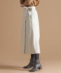 MELROSE Claire/【セットアップ対応商品】コーデュロイスカート/502596990