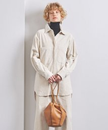 UNITED ARROWS/<STYLE for LIVING>コーデュロイ ビッグ シャツ/502605032