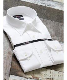TAKA-Q/形態安定80双レギュラーフィットレギュラーカラー長袖シャツ/502613201