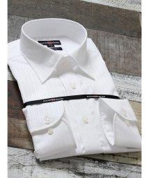 TAKA-Q/形態安定80双レギュラーフィットセミワイドカラー長袖シャツ/502613202