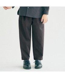 TRUNIKA/TAPERED TUCK PANTS 9分丈/502615805