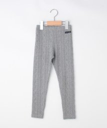 3can4on(Kids)/【90-140cm】ケーブルレギンス/502616915