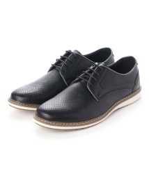 BRACCIANO/ブラッチャーノ Bracciano シューズ メンズ PUレザーカジュアル ビジカジ コンフォート靴(BLACK)/502617014
