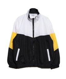 STYLEBLOCK/スタイルブロック STYLEBLOCK 切り替え配色トラックジャケット (イエロー)/502617663