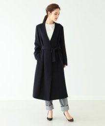 Demi-Luxe BEAMS/Demi-Luxe BEAMS / カラーレス ロングコート/502446738