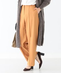 Demi-Luxe BEAMS/Demi-Luxe BEAMS / トロピカル ピンタックパンツ/502562064