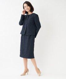 Leilian/【セレモニー】一枚着スーツ/502575413
