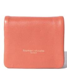 tsumori chisato CARRY/フレンチラム ベーシック折り財布/502586189