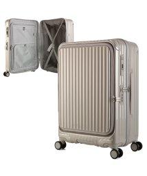 KABANNOSELECTION/カーゴ エアレイヤー スーツケース フロントオープン フロントドア Mサイズ/60L ストッパー機能 CARGO AiR LAYER cat648ly/502618758