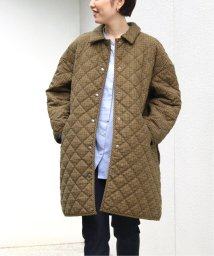 IENA/【TRADITIONAL WETHERWEAR 】 別注 チェックキルティングコート◆/502618842