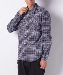 Alpine DESIGN/アルパインデザイン/メンズ/サーモライト長袖チェックシャツ/502621887