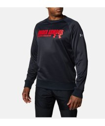 UNDER ARMOUR/アンダーアーマー/メンズ/19F UA ROOKIE FLEECE CREW/502622193