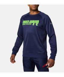 UNDER ARMOUR/アンダーアーマー/メンズ/19F UA ROOKIE FLEECE CREW/502622195